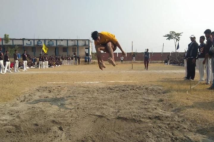 Jagriti Public School-Long Jump