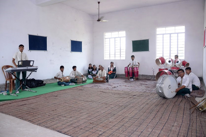 Jagriti Public School-Music Room