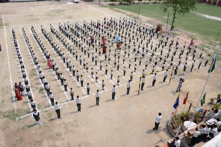 Jagriti Public School-Prayer