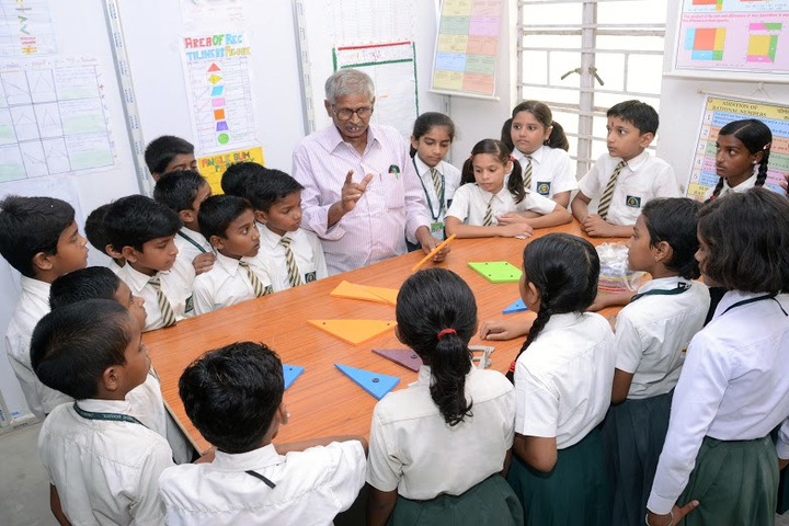 Jagriti Public School-School Lab