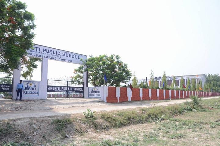 Jagriti Public School-School entrances