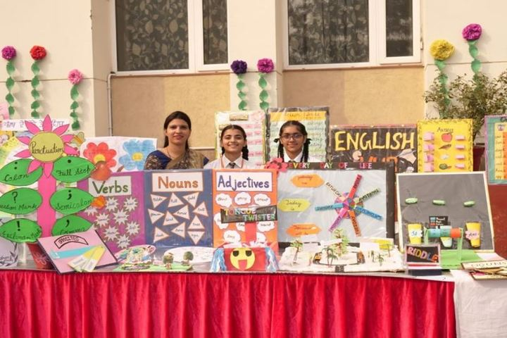 Manav Sehyog School-Exhibition