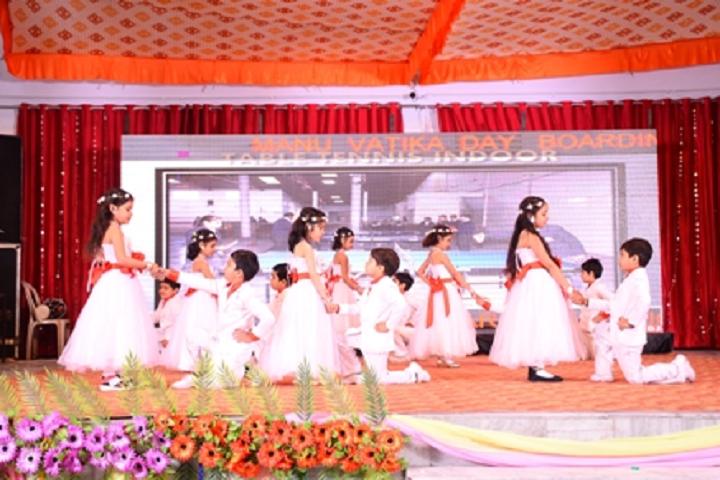Manu Vatika Day Boarding School-Dance Performance