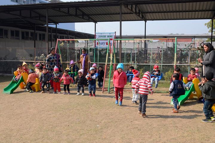 Manu Vatika Day Boarding School-Kindergarten