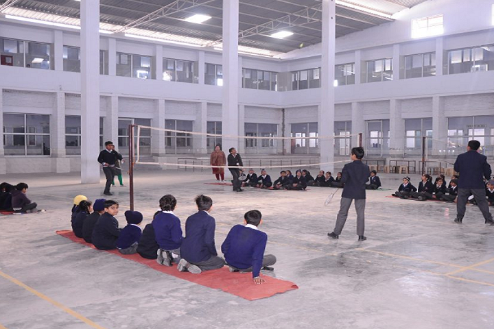 Manu Vatika Day Boarding School-Play area