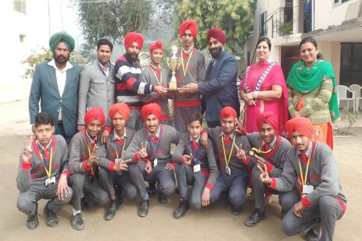 Marigold Public School-Award
