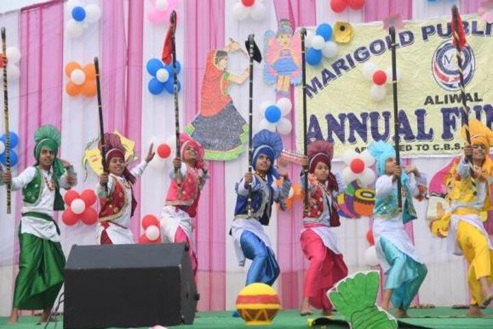 Marigold Public School-Dance