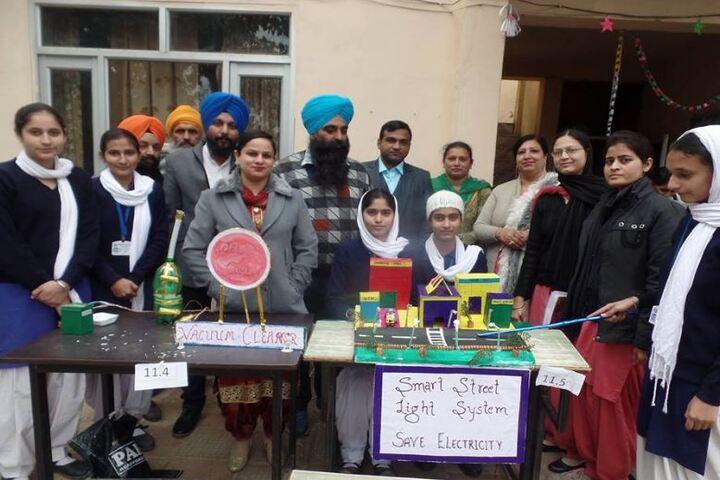 Marigold Public School-Exhibition