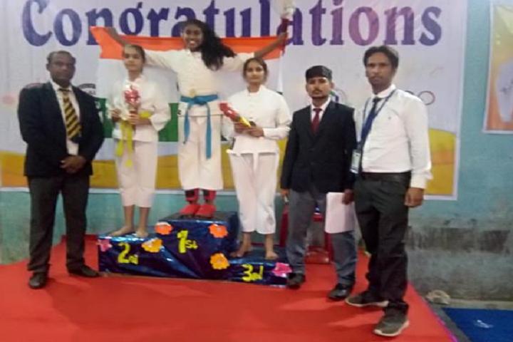 Marigold Public School-Sport Champions