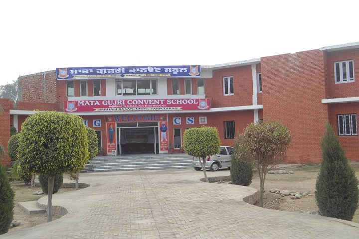 Mata Gujri Convent School-Campus View
