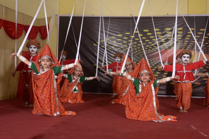 Mata Gujri Public School-Dance Competition