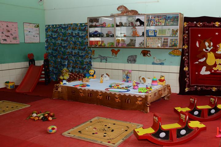 Mata Gujri Public School-Kindergarten