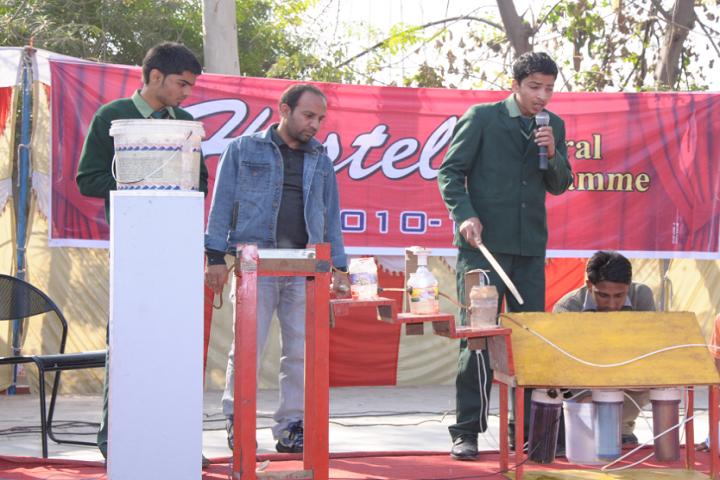 Mata Gujri Public School-Students Project