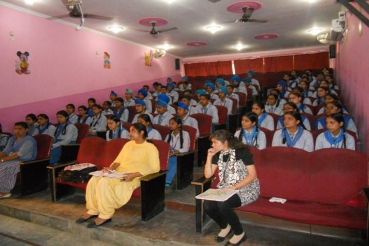 Mata Gujri Public School-Auditorium
