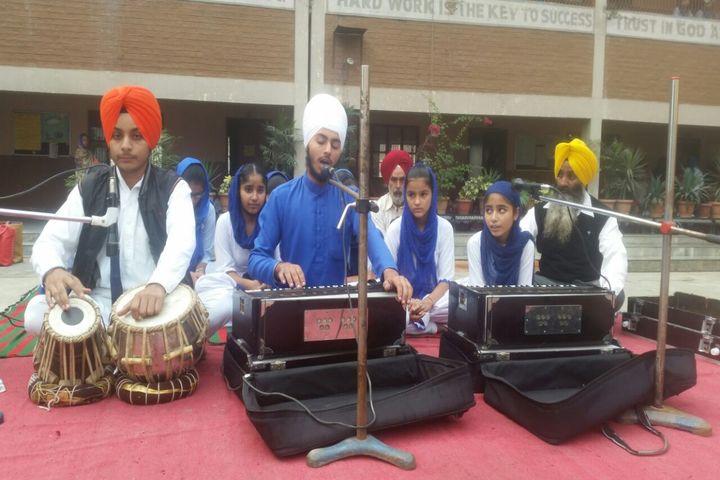 Mata Gujri Public School-Music