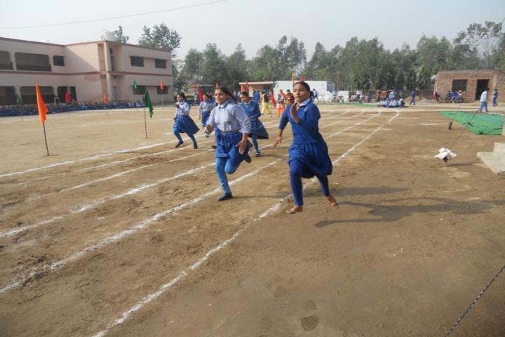 Mata Gujri Public School-Play Ground