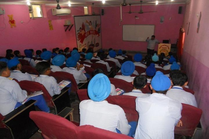 Mata Gujri Public School-Seminar