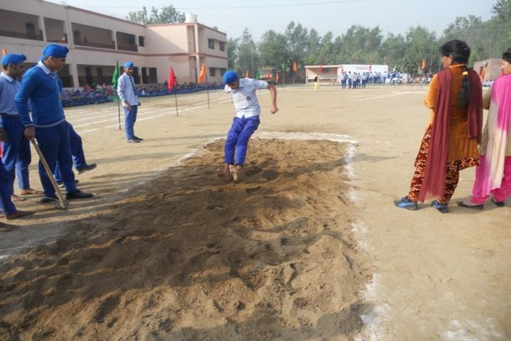 Mata Gujri Public School-Sports Day