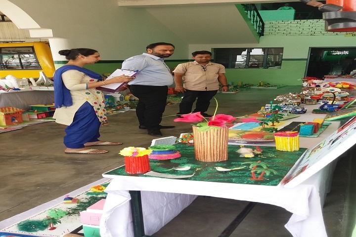 Mata Gujri Senior Secondary School-Art and Craft Competition