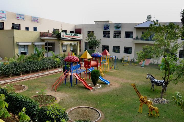 Mata Gujri Senior Secondary School-Campus View