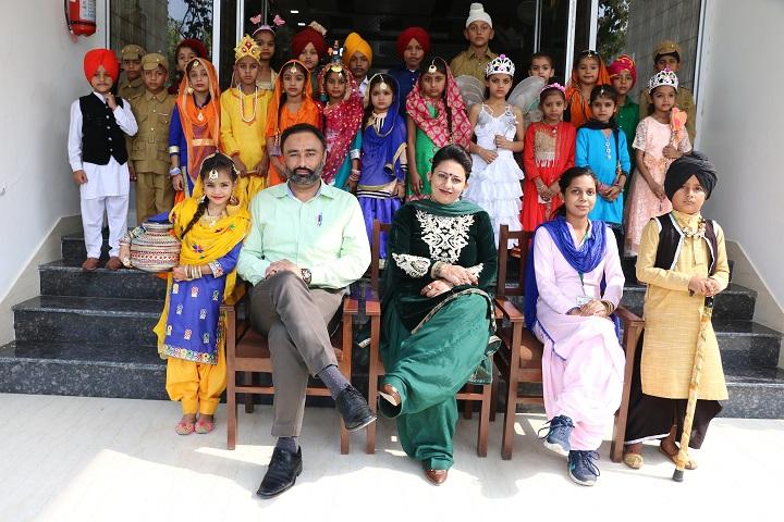 Mata Gujri Senior Secondary School-Fancy dress Competition