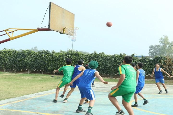 Mata Gujri Senior Secondary School-Play Area