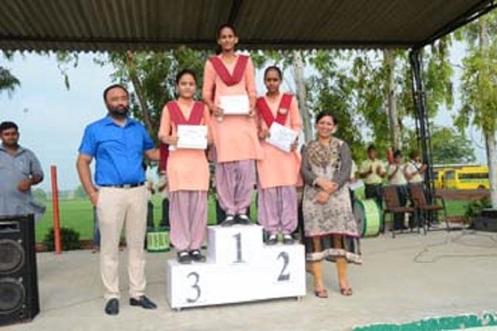 Mata Gujri Senior Secondary School-Sport Champions