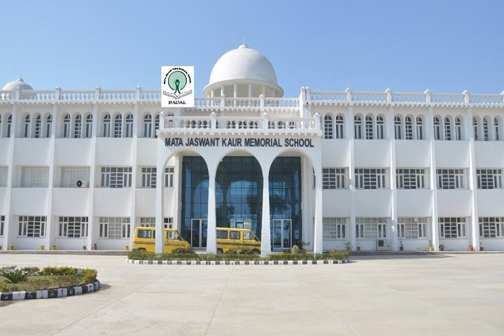 Mata Jashwant Kaur Memorial School-Campus View