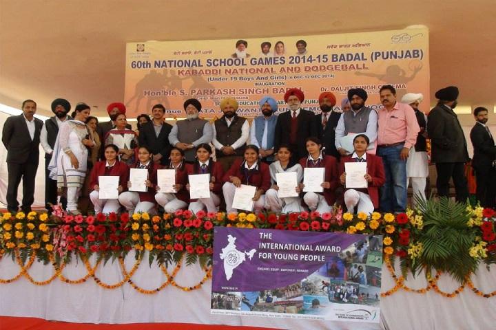 Mata Jashwant Kaur Memorial School-Certification