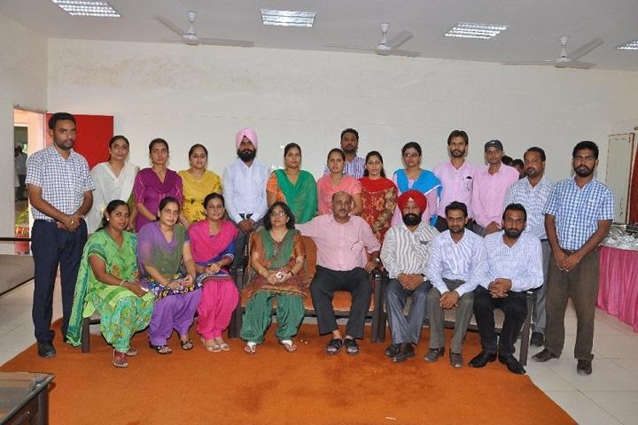 Mata Jashwant Kaur Memorial School-Faculty