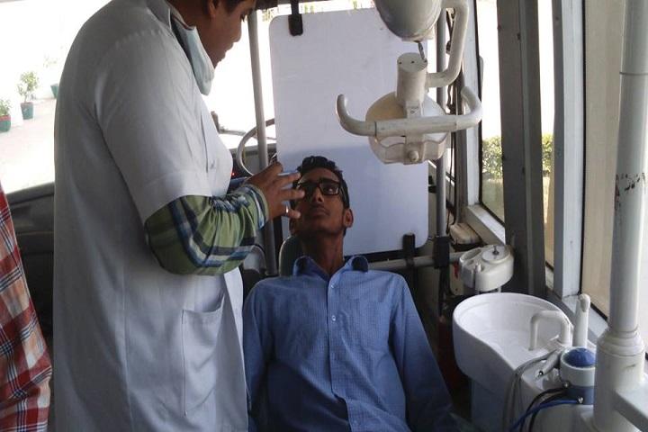 Mata Jashwant Kaur Memorial School-Medical Camp