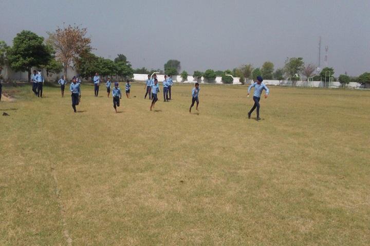 Mata Jashwant Kaur Memorial School-Play Area