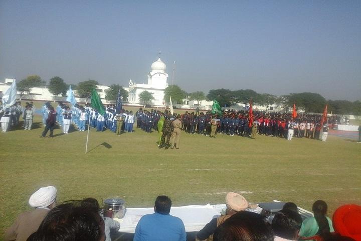 Mata Jashwant Kaur Memorial School-Sports meet