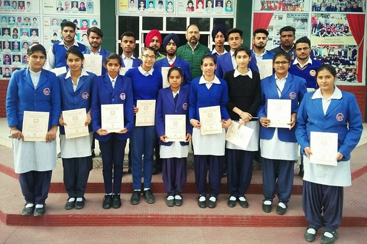 Mata Sahib Kaur Public School-Certification