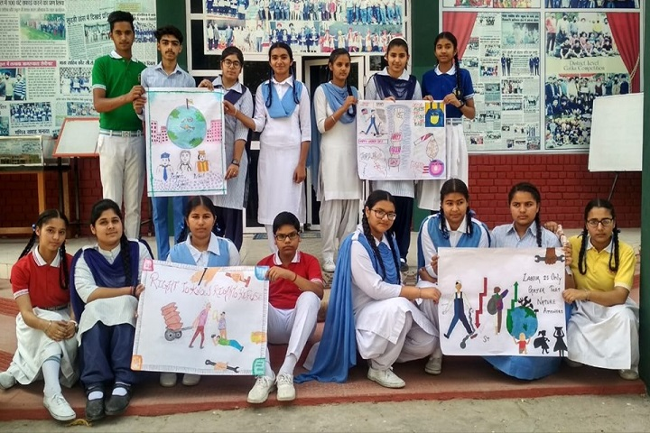 Mata Sahib Kaur Public School-Social Activities