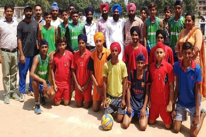 Mata Sahib Kaur Public School-Champions