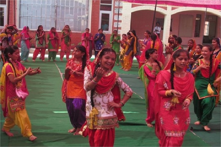 Mata Sahib Kaur Public School-Festive Day