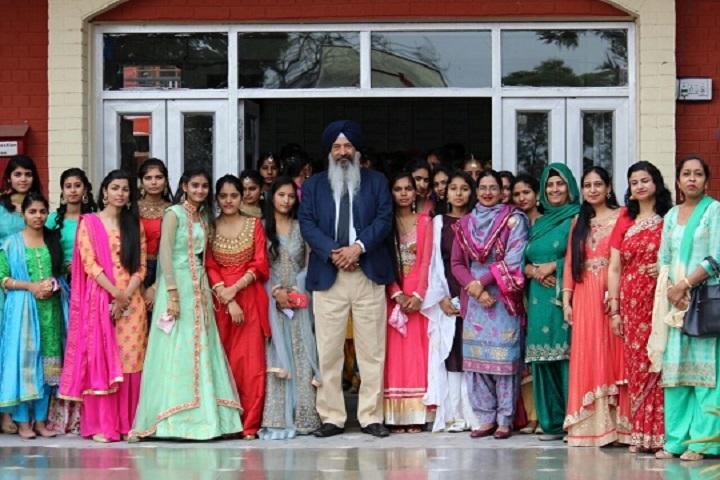 Mata Sahib Kaur Public School-Occasional Day