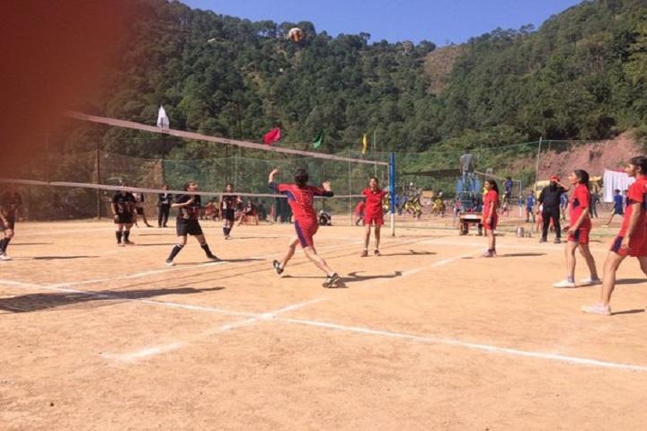 Mata Sahib Kaur Public School-Play Area