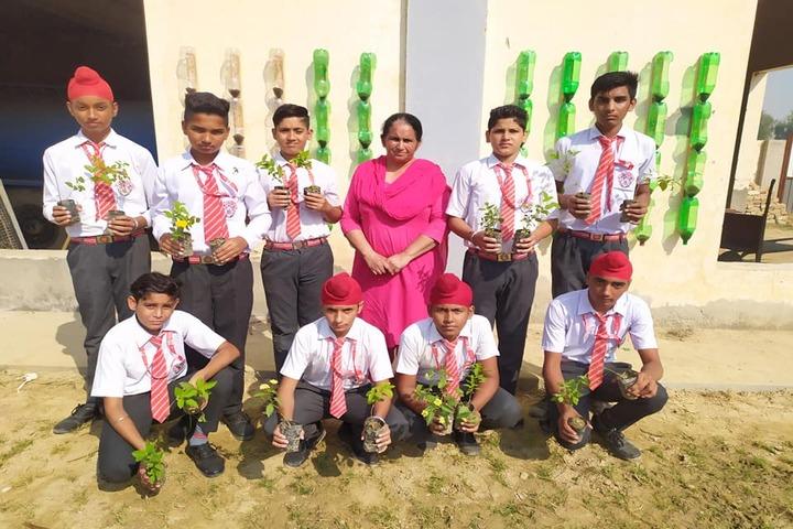 Matthew Alexander School-World Environment Day