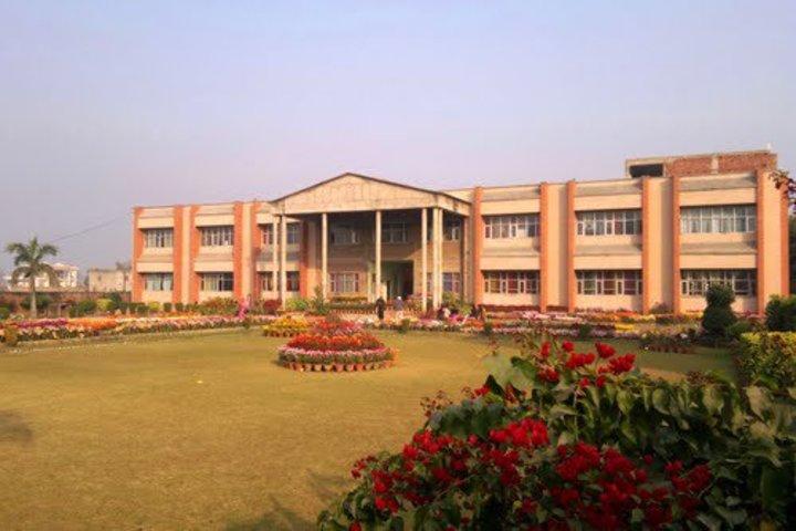 Max Arthur Macauliffe Public School-Campus