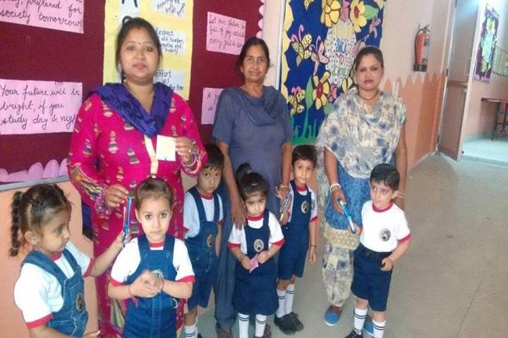 Maxim Merry School-Labour Day Celebrations