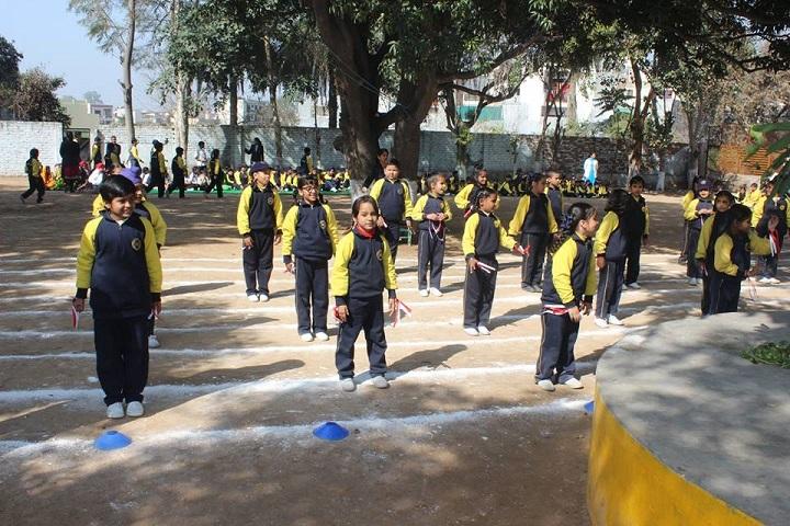 Maxim Merry School-Sports