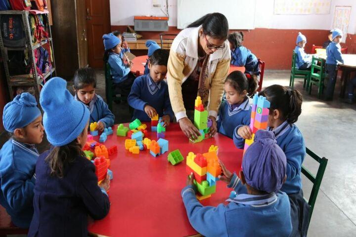 Maya Devi Goel Public School-Activity