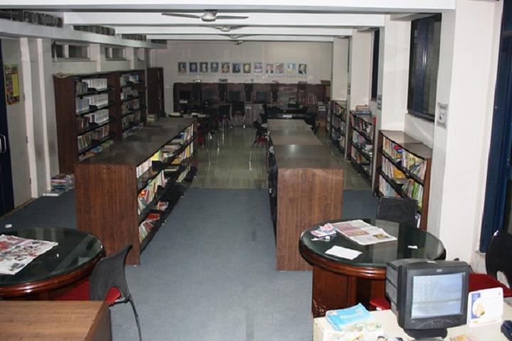 Mayor World School-Library