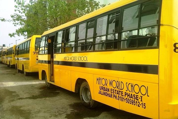 Mayor World School-Transport