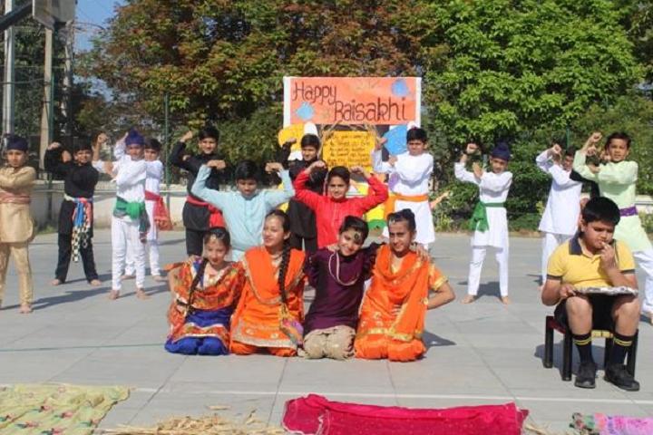 Mayor World School-Baisaki Celebrations
