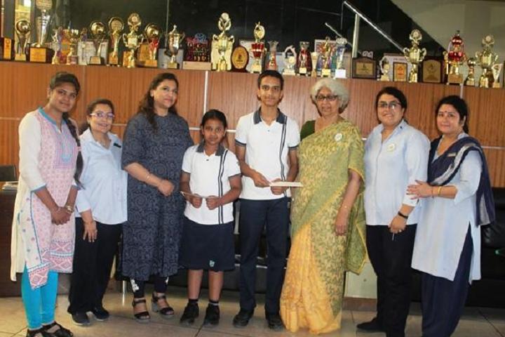 Mayor World School-Project winners