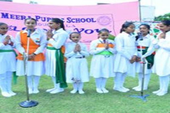 Meera Public School-Singing