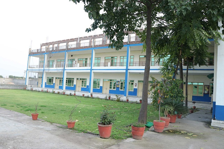 Mehta Gurkul Public School-School Building